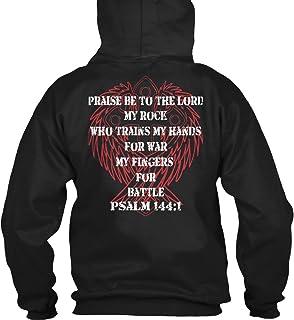 Antipress OL - Psalm 144:1 - Hoodie - Buy Now!