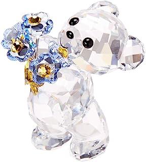 SWAROVSKI Kris Bear - Forget-me-not, Clear