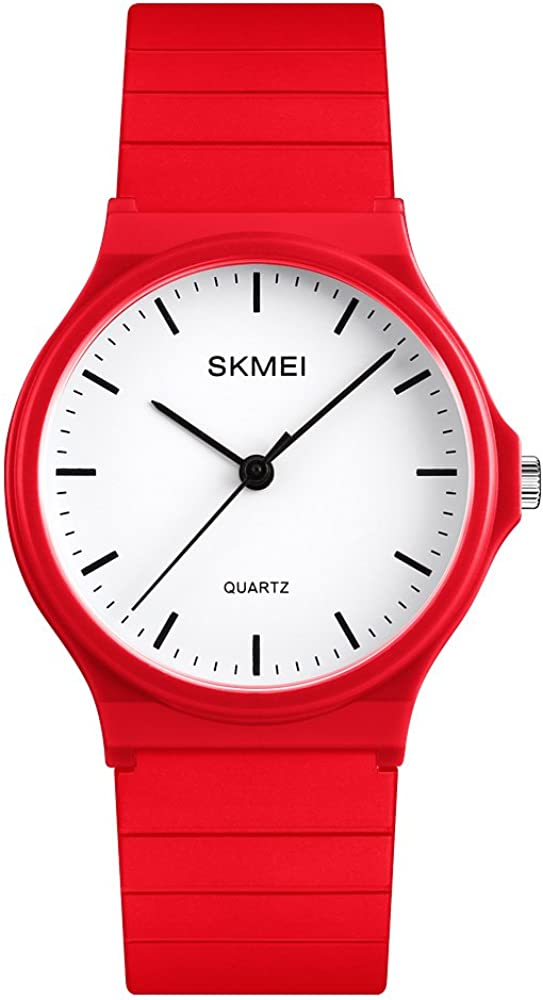 Women's Watches Ladies Quartz Popular 2021 spring and summer new brand Waterproof Watch Wrist Resin