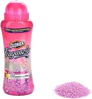 Clorox Fraganzia Clorox Fraganzia Scent Boosting in-wash Laundry Crystals, Spring, 70 Ounces
