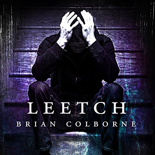 Leetch audiobook cover art