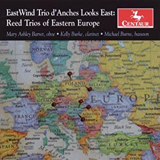 Looks East: Reed Trios of Eastern Europe By Eastwind Trio D'Anches (2009-07-28)
