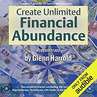 Create Unlimited Financial Abundance for Yourself cover art