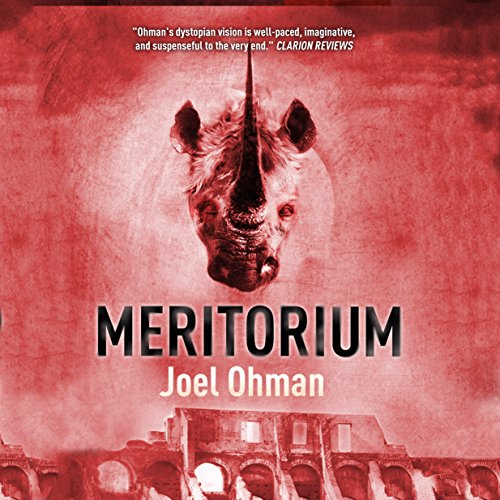 Meritorium audiobook cover art