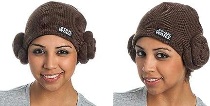 Star Wars Princess Leia Bun Knit Hat [Apparel]