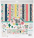 Echo Park Paper Company jby119016 colección Kit Just Be You Collection Kit