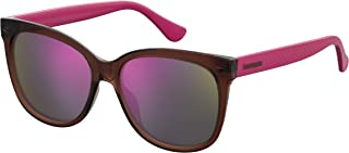 Havaianas SAHY SS19 Gafas de sol para Mujer, Matte Brown Fuchsia, 56 mm
