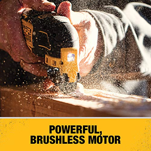 DEWALT ATOMIC 20V MAX Oscillating Tool, Cordless, Oscillating, Tool only (DCS354B)