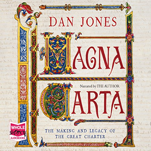 Magna Carta: The Making and Legacy of the Great Charter cover art