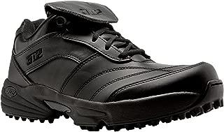 3N2 Men's Umpire Shoe - Reaction Field Lo - Black - D & EE Widths