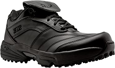 3N2 Men`s Umpire Shoe - Reaction Field Lo - Black - D & EE Widths