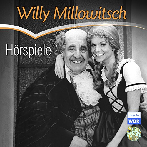 Willy Millowitsch. Hörspiele Titelbild
