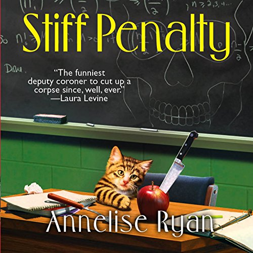 Stiff Penalty audiobook cover art