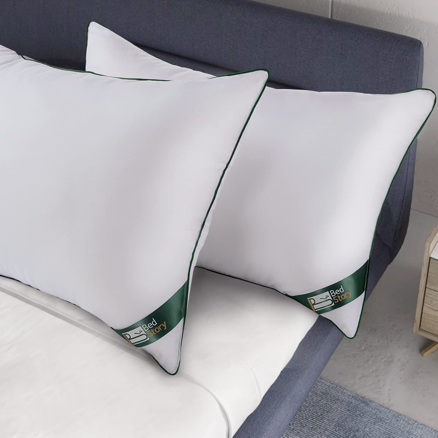 BedStory Selling Pillows for Sleeping 2 Pack B Al sold out. Size Ultra Standard Soft