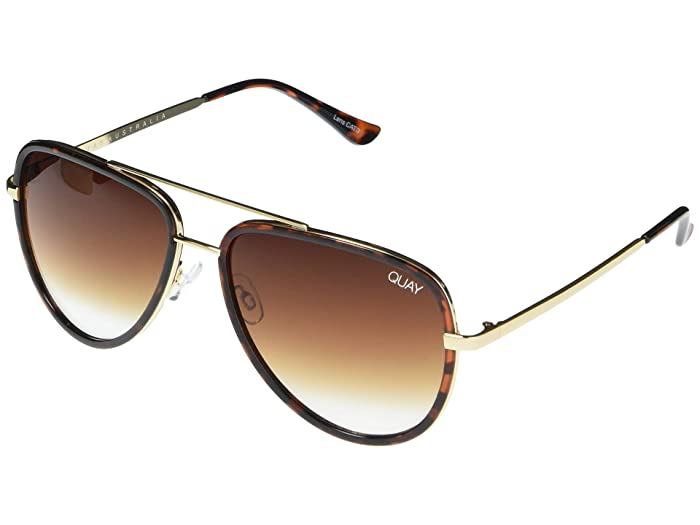 All in (Tort/Brown Fade) Fashion Sunglasses