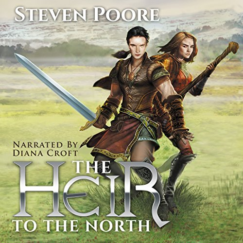 The Heir to the North audiobook cover art