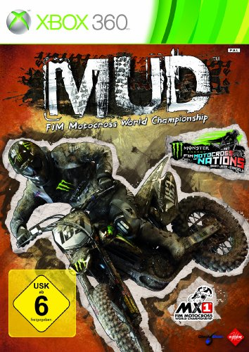 MUD: FIM Motocross World Championship [Importación alemana]