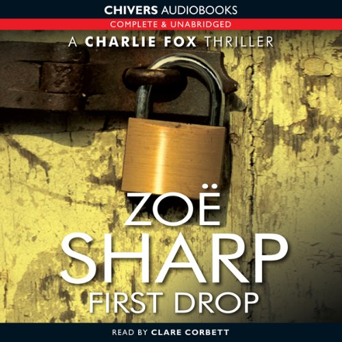 First Drop audiobook cover art