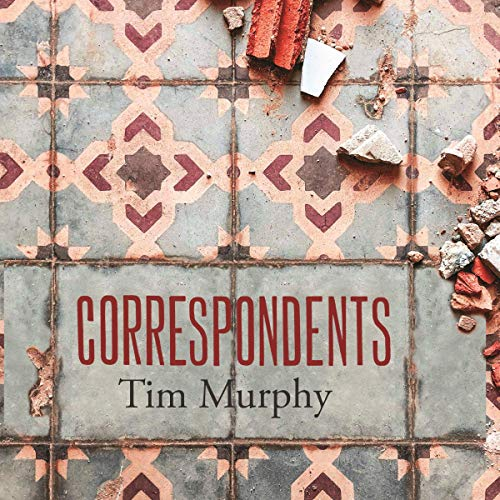 Correspondents  By  cover art