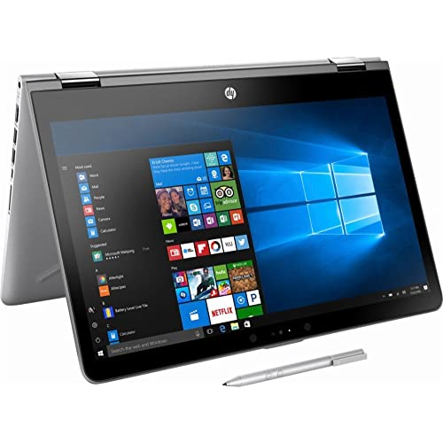 HP Pavilion x360 14 Inch HD touchscreen 2-in-1 laptop , Intel Core