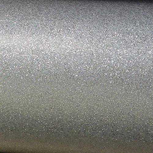Luxe Glitter Sparkle Tapete Silber- Windsor Wallcoverings WWC012