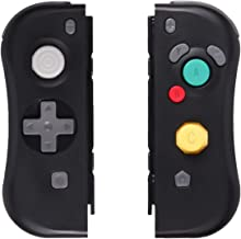 Wireless Joy-Con for Nintendo Switch, SADES Joy Con (L-R) Wireless Controller Compatible with Nintendo Switch Console Switch Remote Controller Gamepad - Black