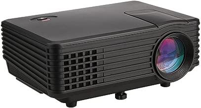 ProjectMe EC77 RD-805 120 Lumens Projector Mini LED Portable Beamer Cinema Proyector VGA/AV/USB/HDM/ATV Home Theater Projector