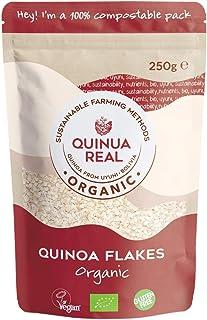 Copos de QUINUA REAL BIO/FAIR TRADE, 250 g