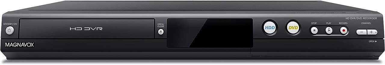Magnavox MDR865H HD DVR/DVD Recorder with Digital Tuner (Black) (Renewed)