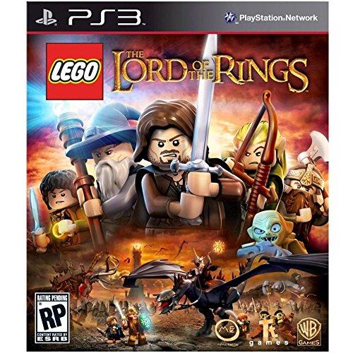 Jogo Lego Senhor dos Anéis - PS3