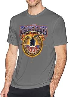 Obagaty Disturbed Mens Soft Short Sleeve T-Shirt Black