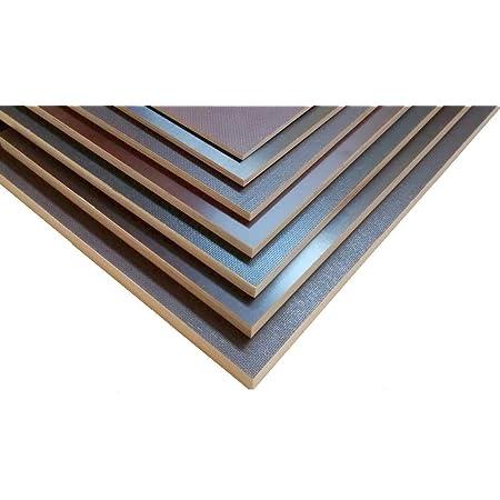60x60cm Sonderma/ße ! Zuschnitt auf Ma/ß 24mm starke Siebdruckplatten Multiplexplatten Holzplatten Tischplatten