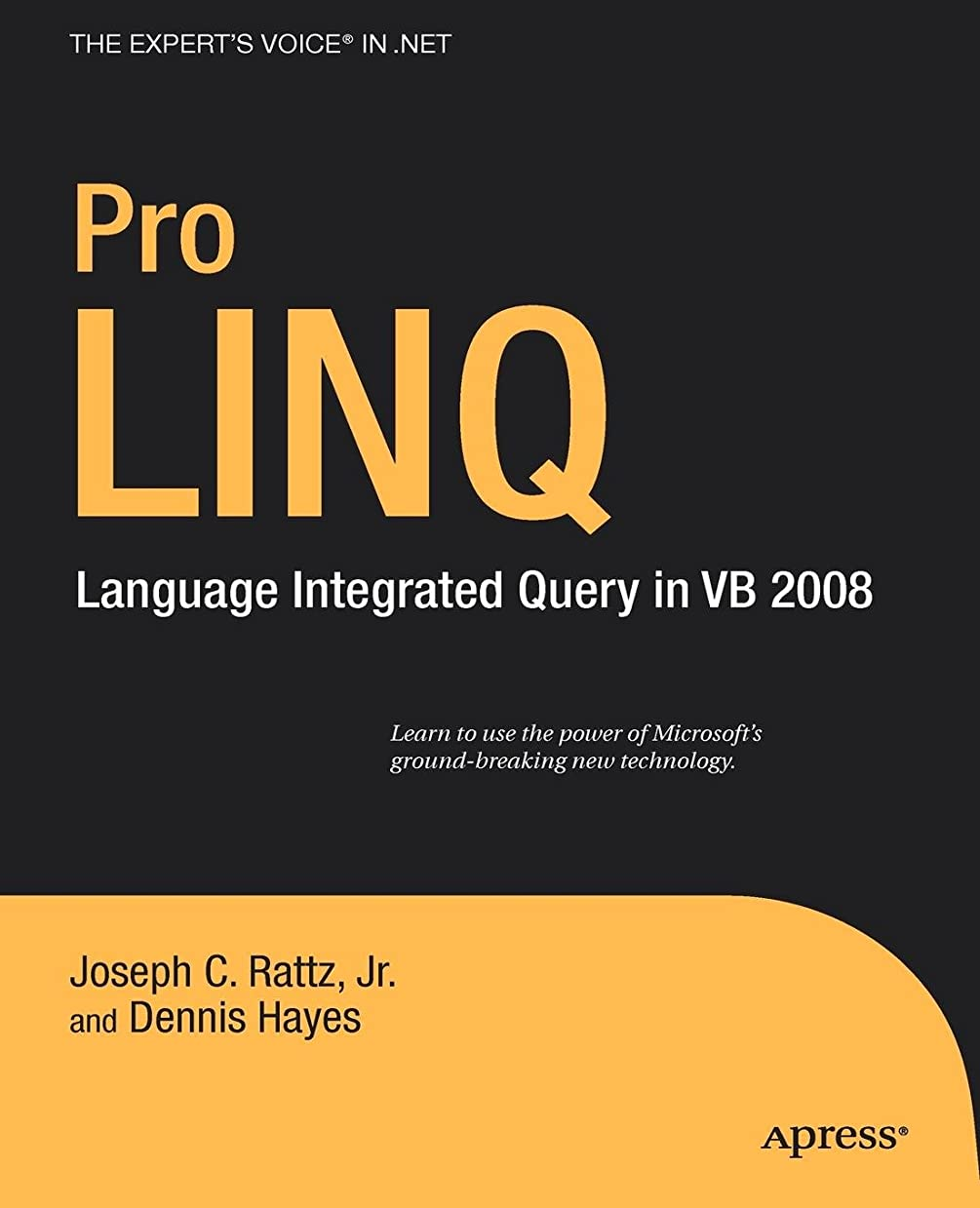 国勢調査到着レシピPro LINQ in VB8: Language Integrated Query in VB 2008