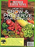 How to Grow & Preserve Your Own Food (Food & Garden Series)