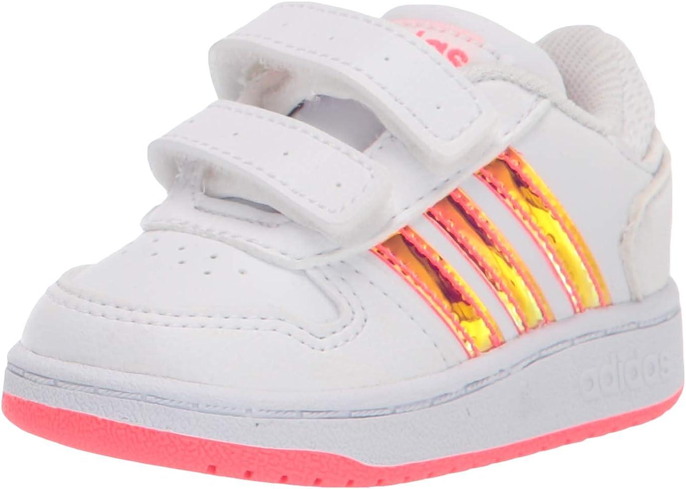 adidas Unisex-Child Hoops 2.0 CMF Basketball Shoe