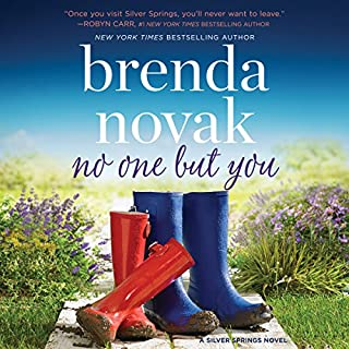 No One but You     Silver Springs, Book 2              By:                                                                                                                                 Brenda Novak                               Narrated by:                                                                                                                                 Veronica Worthington                      Length: 10 hrs and 42 mins     114 ratings     Overall 4.6