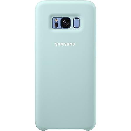 Samsung Original Coque en Silicone pour Samsung Galaxy S8 - Bleu