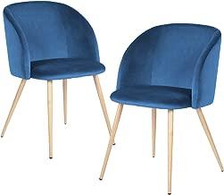 Amazon.es: silla azul - Sillas / Comedor: Hogar y cocina