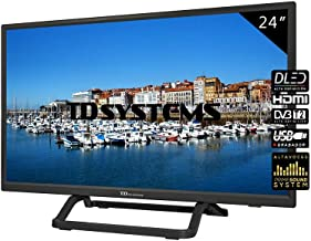 Televisores LED 24 Pulgadas TD Systems K24DLX10H. HDMI, VGA