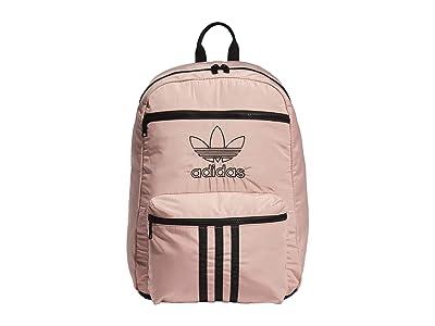 adidas Originals Originals National 3-Stripes Backpack (Trace Pink/Black) Backpack Bags