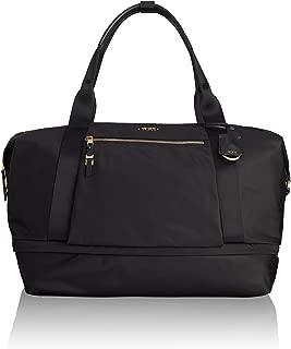 Voyageur Dorsten Duffel Bag - Shoulder Strap Tote Bag for Women - Black
