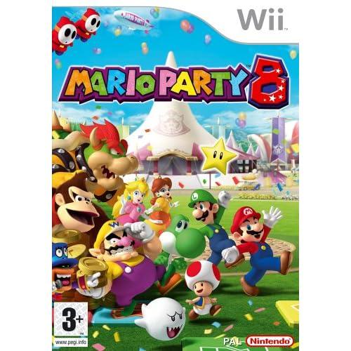Mario Party 8 Wii (Nintendo Wii): Wii: Amazon co uk: PC