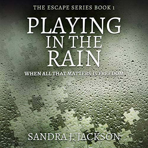 Playing in the Rain audiobook cover art