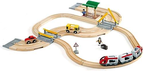 Brio Rail & Road Reisen Set