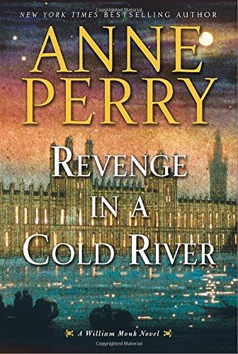 Image of Revenge in a Cold River: A William Monk Novel