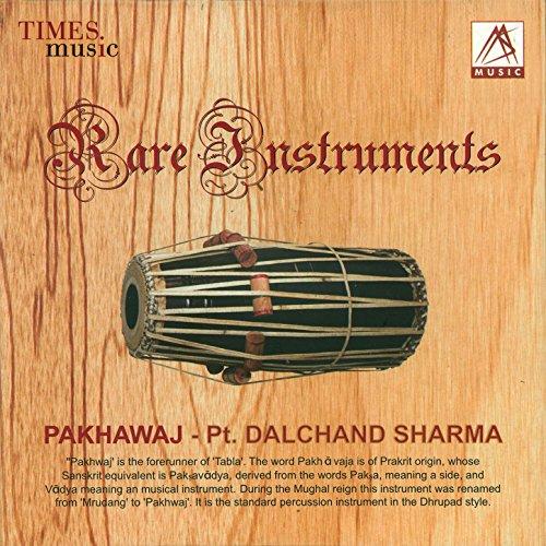 Rare Instruments Pakhawaj