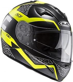 2fe9fe78 HJC Helmets Tholos MC4HSF Full Face Helmet (Large, Yellow)