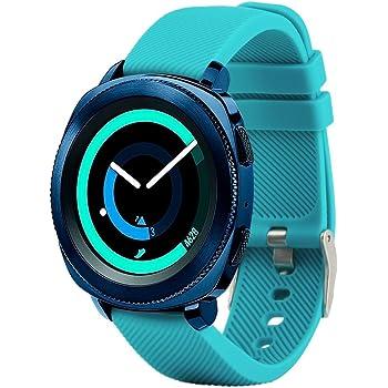 Correa de repuesto para smartwatch de Fit-power de 20 mm ...