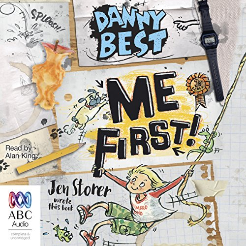 Me First! audiobook cover art