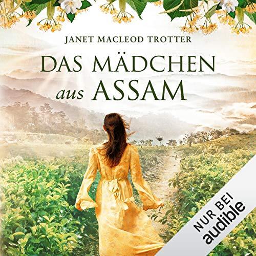 Das Mädchen aus Assam audiobook cover art